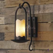 traditional country style 20 h 1 light led wall sconce with