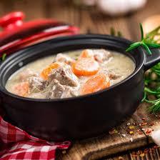 cuisine blanquette de veau à l ancienne recette blanquette de veau à l ancienne au noix de muscade