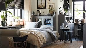 funktionelle wohn schlafzimmer kombination ikea schweiz