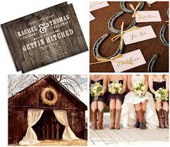 Cute Western Wedding Ideas