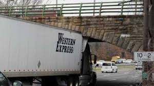 Parkway Headache: Trucks Hitting Road Bridges   Newsday Traffic Tctortrailer Crash On Parkway East Tbound Cleared A Large White Truck A Parking Lot Of Rest Area Garden Cops Toilet Paper Hits Northern State Overpass Forest Park Georgia Clayton County Restaurant Attorney Bank Dr Luke Bryan Trailer Hits Wantagh Overpass Youtube Plant Sales Twitter Takeuchi Tb2150 Arrives For Semi Gets Pulled From Underpass Truck Carrying Hallmark Cards King Street In Rye Brook Update Details Released Hal Rogers Man Killed Merritt When He Collides With Over Great Egg Harbor Bay Project By Wagman Iron And Metal Home Facebook