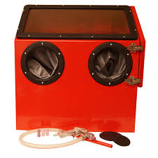 Trinco Blast Cabinet Manual by Sandblaster Cabinet Sandblast Cabinets New 60 Gallon Sandblast