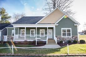 e Level Modular Homes Custom For Sale In North Carolina Green