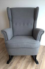 blue wingback chair full size of wingback chair slipcover deals