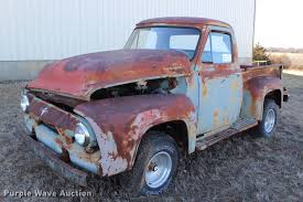 1954 Ford Pickup Truck | Item DC7718 | SOLD! March 7 Vehicle... 1954 Ford F100 For Sale Near Riverhead New York 11901 Classics On Auction Results And Sales Data Dodge Panel Truck Antique Car Big Bear Lake Ca 92315 Pickup Sale Classiccarscom Cc916473 Index Of Data_imasgalleryesdodgepaneltruck Ram Trucks History Dealership Info Fun Facts Autowise B6 C1 Division Exterior Interior Classic Expo Need Help With A Rare Pickup Mopar Flathead 57 For Best Image Kusaboshicom Driving Youtube Coronet Sedan Saloon 4713 Dyler