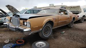 100 Tire By Mark Junkyard Find 1974 Lincoln Continental IV The Truth