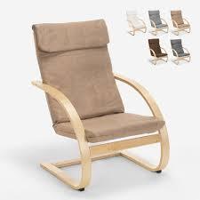 ergonomische holzsessel lounge im nordischen design und arbeitszimmer aarhus