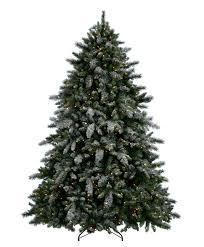 Snowy Aspen Spruce Christmas Tree
