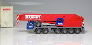 WIKING 6320344 Crane Truck
