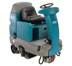 Tennant Floor Machine Batteries by R14 Dual Technology Rider Carpet Extractor