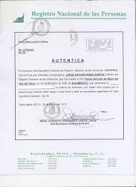 Carta Poder Apostillada