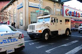 Feds Bust Bronx Armored Car Robber Trio Who Stole More Than $100K ... Raw Video Brazen Gunman Robs Armored Car Employee In Inglewood Guard Robber Exchange Gunfire At Armored Truck Near Bank Sfm Robbery By Wegamelp On Deviantart 3625000 Reward For Bandits Holmesburg Heist Thieves Steal Money Gun From Truck Nw Indiana Police Robbed Oklahoma City Parking Lot 3 Suspects Guard Shot During Robbery The Town Scene Gone Bad Hd Masters Meagan Fitzgerald Twitter Dc Police Vesgating Atmpted Fake Security Steals Over 500k From Vehicle Outside Greektown Robber Walks Away With 5000