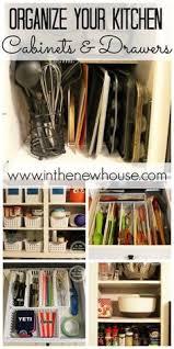 Kitchen Organization Create Zones