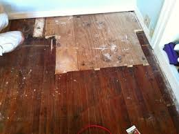 Wood Floor Cupping In Kitchen by 5 Worst Mistakes Of Historic Homeowners Part 2 Floors