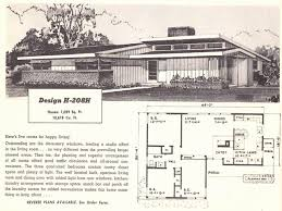100 Mid Century Modern Home Floor Plans Ranch House Lovely Atomic Ranch House