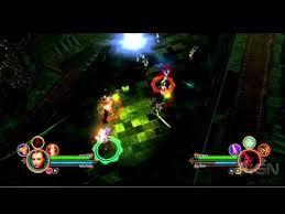 dungeon siege 3 split screen dungeon siege 3 co op combat gameplay