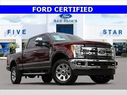 Location Flower Mound TX Ford F 250 Super Duty Lariat In