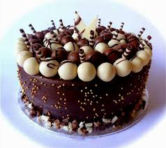 I took chocolate cake and loved it Lori s recipe is decadent and not too sugary just my style Perfectly boxed and crated the cake arrived in time for my