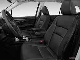 Honda Pilot Touring Captains Chairs by 2017 Honda Pilot Interior U S News U0026 World Report