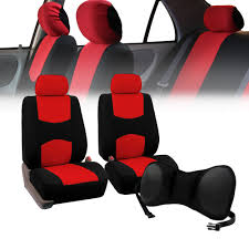 BESTFH: Front Bucket Seat Covers Red With Seat Back Cushion Pad ... Grey Waterproof Sweat Towel Front Bucket Seat Cover For Car Trucks Project Apollo Part Vi Have A Seat Carefully Hemmings Daily Installing Seats Land Rover 90 V8 Mods 1 Youtube Bestfh Pu Leather Pair Gray Auto With Dash Pad The Drift Truck Speedhunters Suvs With Captains Chairs Plus Thirdrow Shoppers Shortlist Universal Stripe Colorful Saddle Blanket Baja Modern Flat Cloth Covers Beige Od2go Nofur Zone Dog Petco Plush Paws Products Ultrapremium Velvet C Suv Cushion