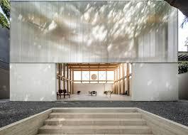 100 Marcio Kogan Plans White Pavilion For MiCasa VolC By Studio MK27 The