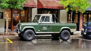 100 Defender Truck Land Rover Pickup Cars Trucks By Owner Vehicle