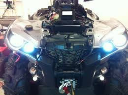 can am outlander replacement hid light kit