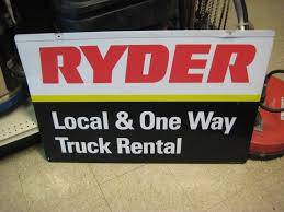 Vintage RYDER Truck Rental Moving Services Metal Sign 24 By 36 ... Rental Truck Lands On Beach Boardwalk Wedging Itself Between Two Ryder Semi Truck Making Commercial Vehicles Greener The Orders A Large Fleet Of 500 Allectric Vans From New Startup Near Chambersburg Pa Best Resource Wkhorse Toronto Trucks Wheres The Real Discount To New Highs Still Plenty Of Gas In Tank Penske Reviews Denver Co One Way Moving Midnightsunsinfo Trucking 2014 Intertional One Way Rental Youtube 1 Dead In 3car Collision Route 57 Elyria Ohio Vintage Ryder Services Metal Sign 24 By 36