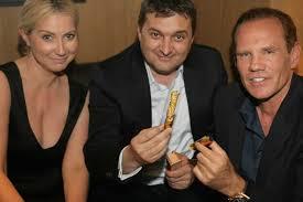 100 Daniel Marshall 29 Red Label 24kt Golden Cigar Exclusive Premier