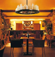 Dining Room Chandelier Ceiling Fan Fans Alluring Chandeliers Attached Concept