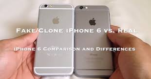 Do you know What are the Differences Between Fake And Real IPhone