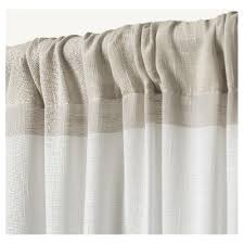 white linen curtains target