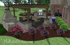 Plans For Yard Furniture by Outdoor Furniture Building Plans Free Patio Design With Fire Pit