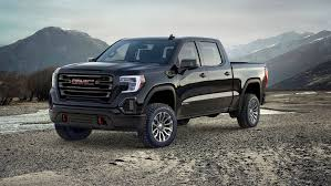 VWVortex.com - 2019 GMC Sierra 1500 AT4 Revealed In New York — The ...