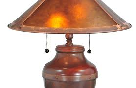Mica Lamp Shade Replacement by Mica Lamp Shades Parchment Color Empire Shaped Mica Lamp Shades