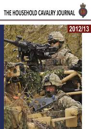 Household Cavalry Journal 2012 13 by Chris Elliott issuu