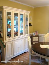 China Cabinet And Dining Table Re New