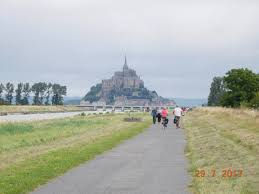 hotel ibis mont michel the channel coast normandy and the mont michel the