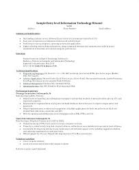 Resume Synopsis Sample Summary Examples For Resumes Statement Example