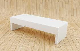 100 1 Contemporary Furniture Amazoncom Melody Jane Dollhouse Modern White Coffee Table