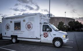 10 Canteens To Florida - The Salvation Army