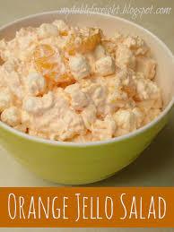 Best Cottage Cheese Orange Jello Mandarin Oranges Recipe