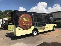 100 Food Trucks Houston Unique Mobile Units