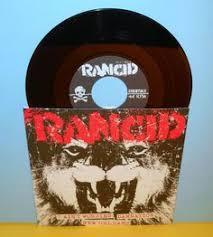 gaslight anthem sink or swim demos 7 yellow vinyl record