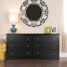 South Shore Libra Dresser White by 20 Ways To Black Dressers