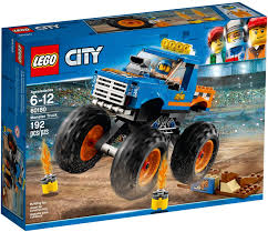 LEGO City Monster Truck 60180 5702016077490 | EBay Traxxas Xmaxx Monster Truck Review Big Squid Rc Car And Living Gorges Valentines Proline Promt 44 Super Tiger Stripes Wild Wheels Blaze The Machines Nitro 18 Scale Radio Control Nokier 35cc 4wd 2 Speed 24g Fisherprice Nickelodeon Stealth Worlds Faest Gets 264 Feet Per Gallon Wired Brushless Electric E9 Pro Lipo 08301 Team Magic E5 Hx 110 Racing Rtr 47692 Free Fisher Price And The Diecast Vehicles Toy Transforming Rentals For Rent Display
