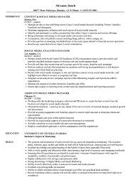 Media & Social Media Manager Resume Samples | Velvet Jobs Social Media Manager Resume Lovely 12 Social Skills Example Writing Tips Genius Pdf Makeover Getting Riley A Digital Marketing Job Codinator Objective 10 To Put On Letter Intern Samples Velvet Jobs Luxury Milton James Template Workbook Package Ken Docherty Computer For Examples Floatingcityorg Write Cover Career Center Usc