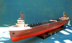 Edmund Fitzgerald Sinking Cause by Great Lake Freighter U2013 The Edmund Fitzgerald U2013 Museum Quality