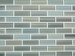 green blue aqua subway glass mosaic tile kitchen backsplash
