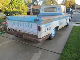 100 1960 Chevy Truck Shop Truck Rat Rod Hot Rod C10 Apache Patina 2WD 1